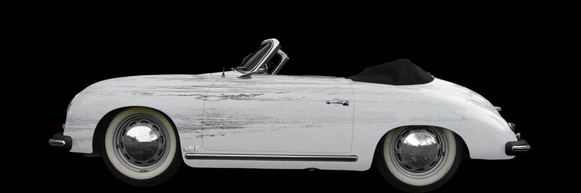 Porsche 356 A 1500 Super Wertentwicklung