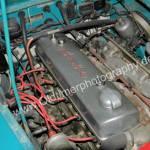 Austin-Healey BN 100/6 Motorraum