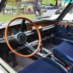 BMW 3.0 CSi Interieur mit 4 Rundinstrumenten