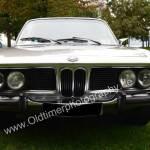 BMW 3.0 CSi front view/Frontansicht