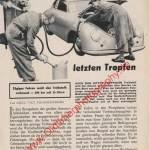 Benzin-Verbrauchswettbwerb in 50er Jahren mit Porsche 356 A in hobby Seite 71