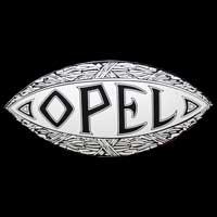 Opel Aufkleber 50er Jahre