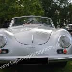 Porsche 356 A 1500 S Frontansicht mit Stoßfänger ohne Hörner