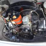 Porsche 356 A 1500 S mit 1488 cm³ absolut Miglia Mille tauglich
