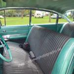 1959 Cadillac Serie 62 Interieur alles in Wagenfarbe