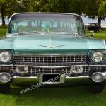 1959 Cadillac Serie 62 front view