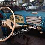 Opel Olympia Rekord Interieur