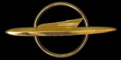 Logo OPEL Olympia Rekord P1 (1953–1957)