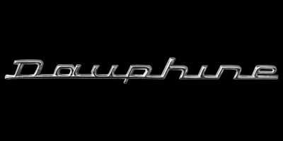 Logo Renault Dauphine