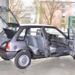 Opel Corsa A 5-Türer geöffne