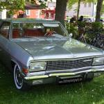 Opel Diplomat A V8 Coupé beim Oldtimertreffen