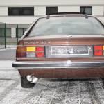 Opel Monza 3.0 E rear view / Heckansicht