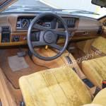 Opel Monza Interieur in S-Ausstattung