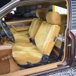 Opel Monza mit höhenverstellbaren Vordersitzen