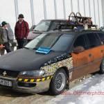 Opel Omega B im Rust-Look