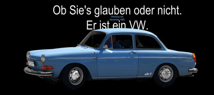 VW 1600 Typ 3 (1961-1973) kaufen
