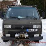 VW Bus T3 Syncro Frontansicht