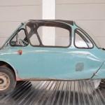 Heinkel Kabine Typ 150 (1956–1957)
