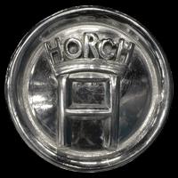 Logo Horch 930 S vorne am Kühlergrill