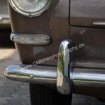 VW 1500 mit weißen Blinkern