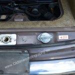 VW 1500 mit Blick auf Öl-Einfüllstutzen