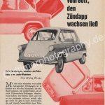 Zündapp Janus Bericht mit Daten - Zündapp Werbung von 1958 Seite 37