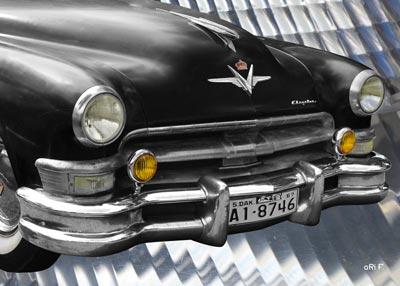 Chrysler Imperial Radiator