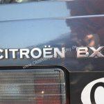 Citroen BX Logo