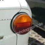 Fiat 850 Special mit runde Blinker hinten