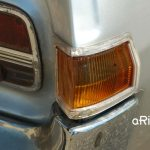 Opel Diplomat A Blinkerdetail