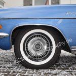 Opel Diplomat A Frontdetail seitlich