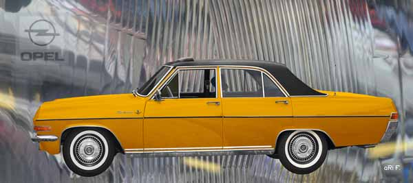 Opel Diplomat A V8 Limousine in yellow V2_5138-05