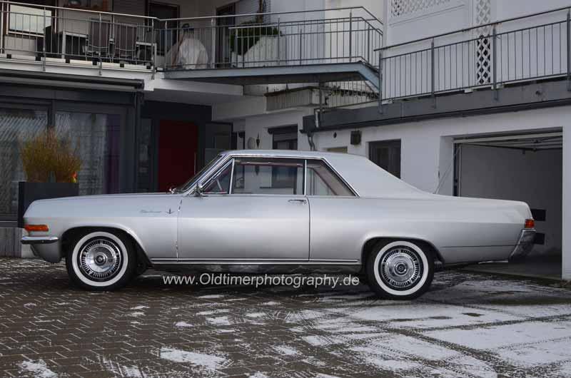 Opel Diplomat A V8 Coupé 1964-1968
