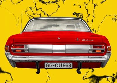 Opel Diplomat A Aero in yellow & red 5158-aero-4