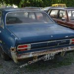 Opel Kapitän A mit Zustand 6
