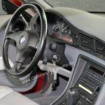 BMW 850i Interieur