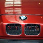 BMW 850i Kühlergrill