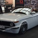 BMW Everytimer baut 1er Cabrios der Baureihe E88 um danach sehen sie wie ein BMW 02 Cabrio aus