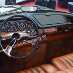 Citroen DS Cabriolet Interieur