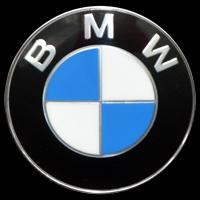 Logo BMW auf Typ E31
