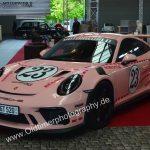 Porsche 911 GT im Sau-Look des Porsche 917/20