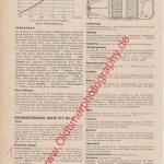 BMW 501 A 2.0 Liter Seite 692 Motor-Rundschau August 1954