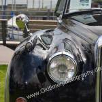 Bentley S2 Scheinwerfer und Standlicht oben