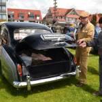 Bentley S2 mit riesigem Kofferraum