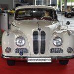 BMW 502 Frontansicht