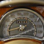 BMW 501 der Anfangsjahre mit anderer Instrumentierung bzw. Anordnung
