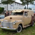 Chevrolet 3100 ½-ton Panel (1953) im Rust look