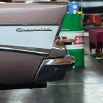 Chevrolet Bel Air 1957 Two-Ten Heckflosse