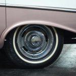 Chevrolet Bel Air 1957 mit Weißwandreifen hinten