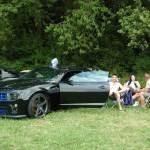 Chevrolet Camaro mit Crew